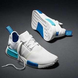 bb7db367a684e (Pre Order) Adidas Nmd R1 Sky Blue
