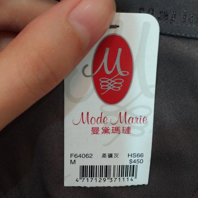 曼黛瑪璉 全新無痕內褲M號