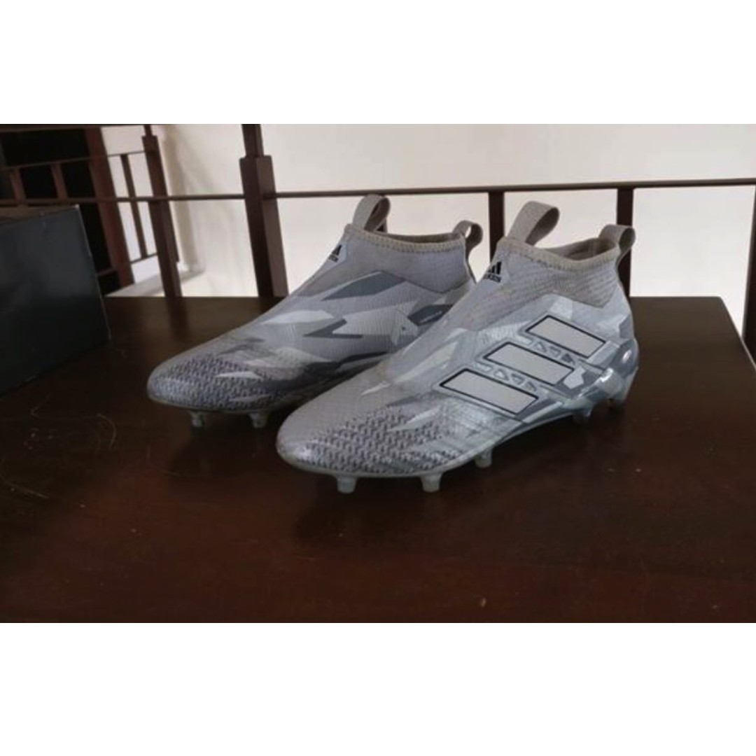 big sale c7e5f 0ad90 Adidas Ace purecontrol 17+ camo pack, Sports, Athletic   Sports Clothing on  Carousell