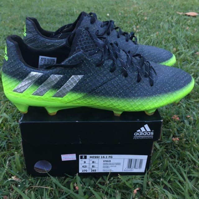 Adidas Messi 16.1 Football Boots US 9