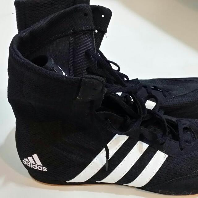 Adidas Trainer/Boxing Shoes High-cut