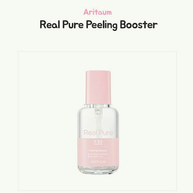 Aritaum Real Pure Peeling Booster