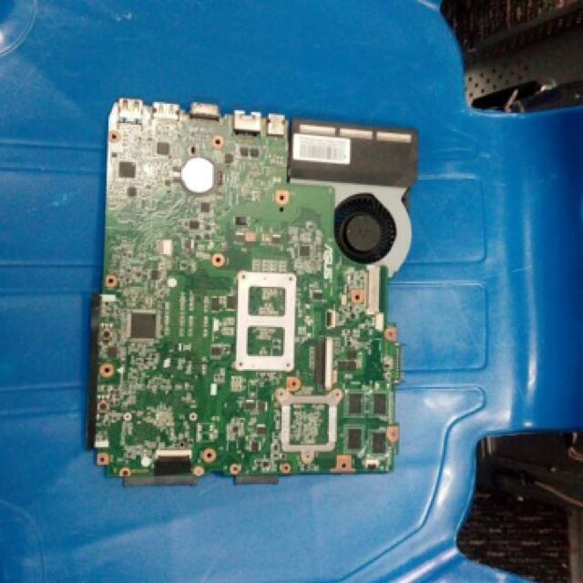 Asus K43sd Laptop i3 Motherboard With Warrenty