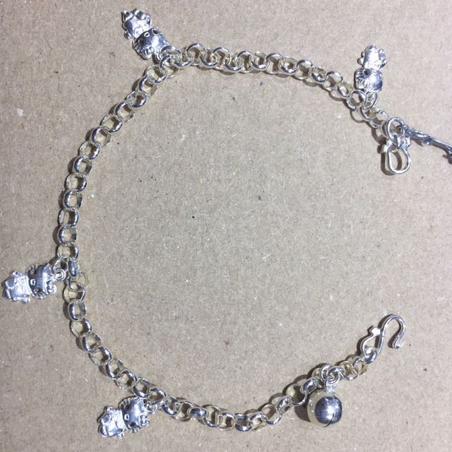 df1dd54bb 925 Baby Hello Kitty Anklet, Babies & Kids on Carousell
