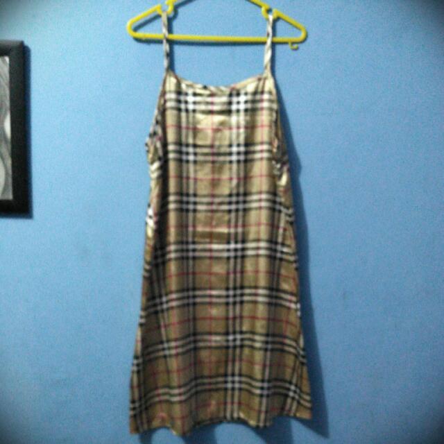 Baju Tidur Mini Dress