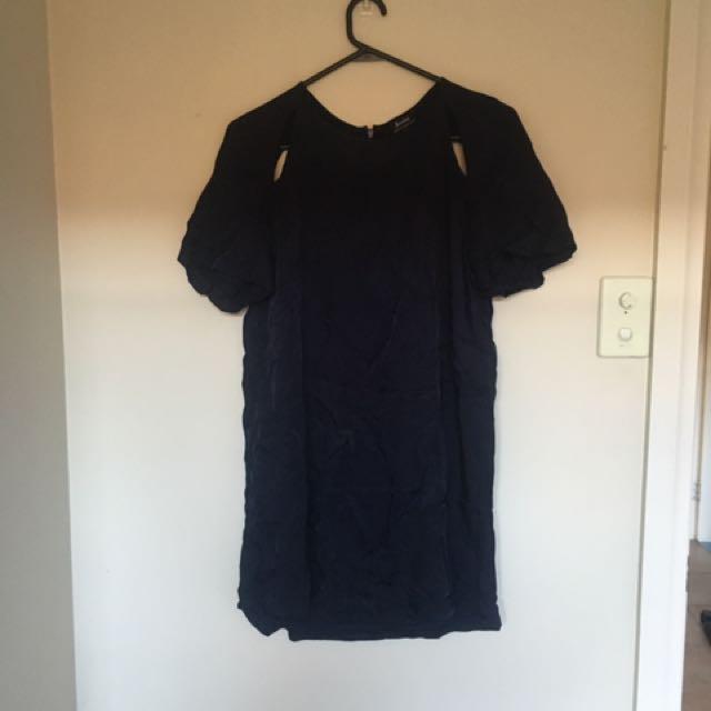 Bardot Shift Dress - Size 12