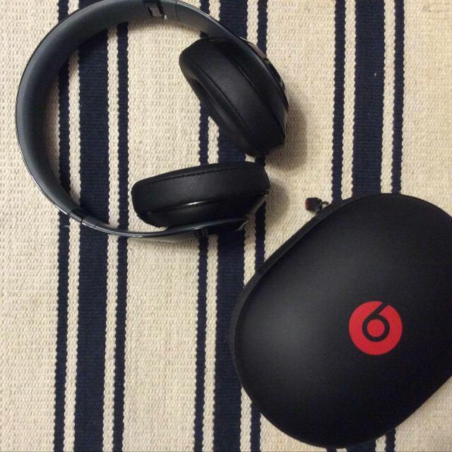 Beats Studio抗噪耳罩式耳機