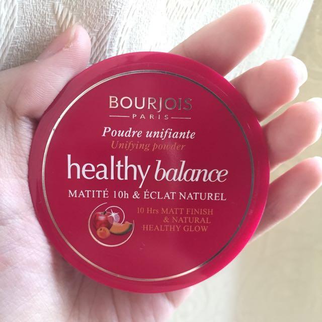 BOURJOIS: Healthy mix compact powder