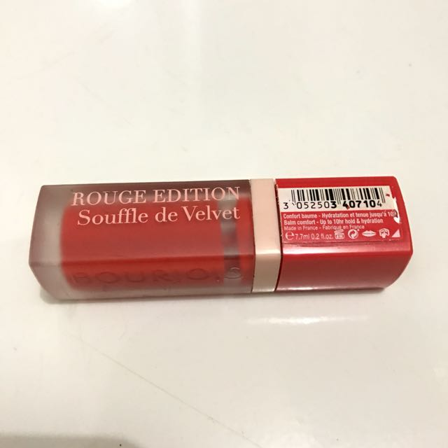 Bourjois Souffle de Velvet