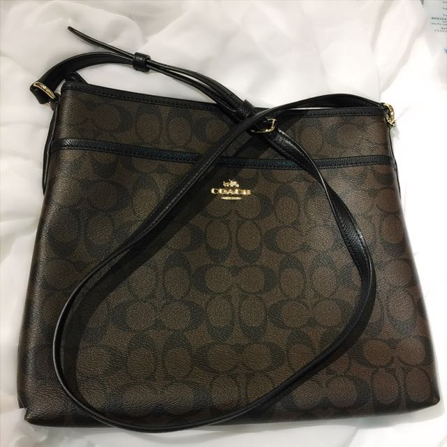 d03b17cd46 ... greece brand new authentic coach sling bag womens fashion bags wallets  on carousell c557f fa541