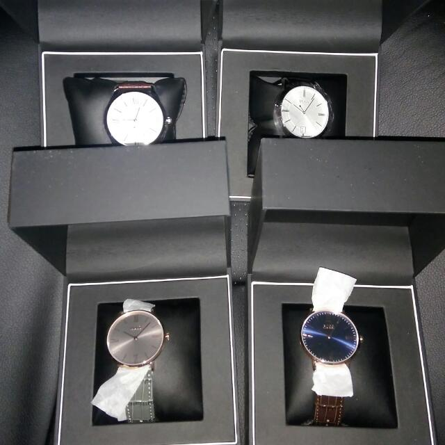 Brand New Hugo Boss Watches