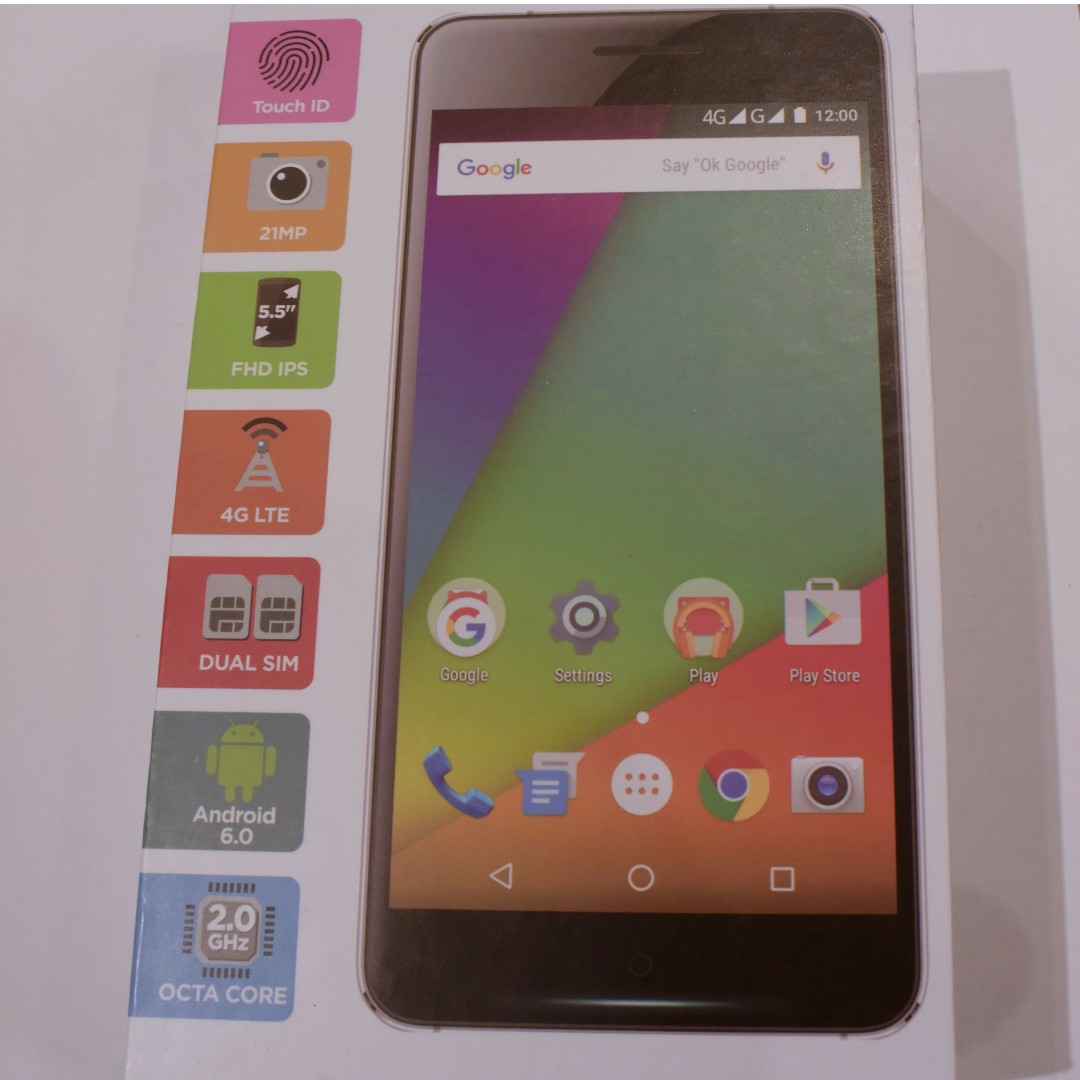 [BRAND NEW] KOGAN AGORA 6 PLUS 32GB ANDROID PHONE WITH SIM CARD
