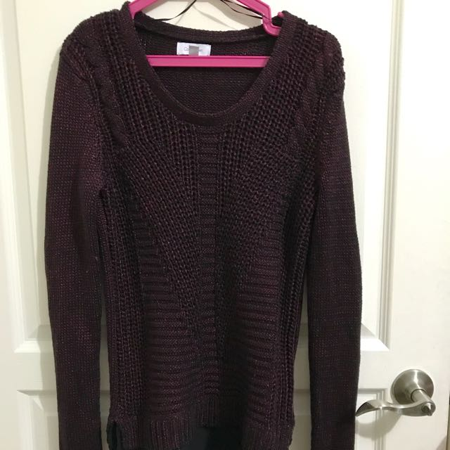 Calvin Klein Knitted Sweater XS