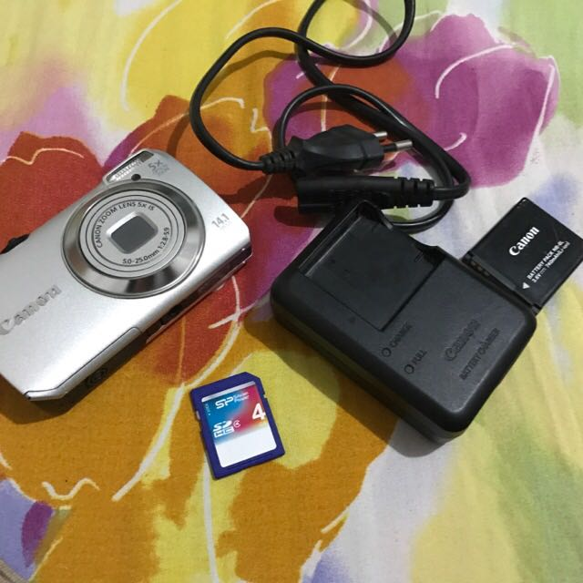 Canon PowerShot A3200 IS [reserved]