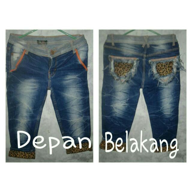 Celana Jeans Macan ⅜