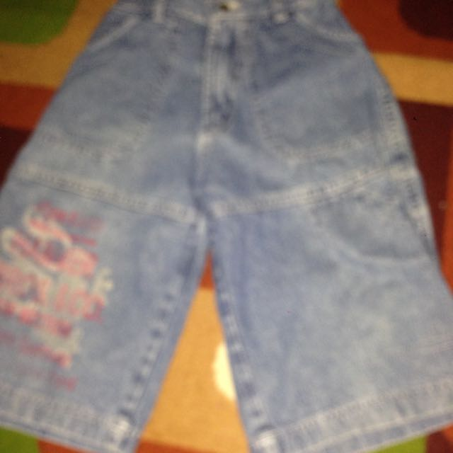 Celana Pendek Anak Lelaki 6-7th