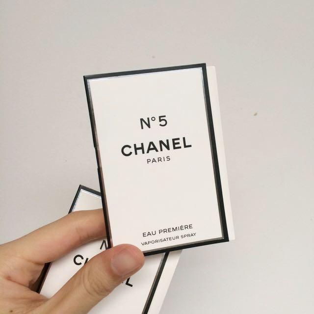 Chanel No 5 EDP Sample