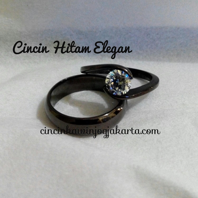 Couple Aksesoris Cincin Nikah Kawin Original 16 Daftar Tunangan Cr 2 Silver Source Photo