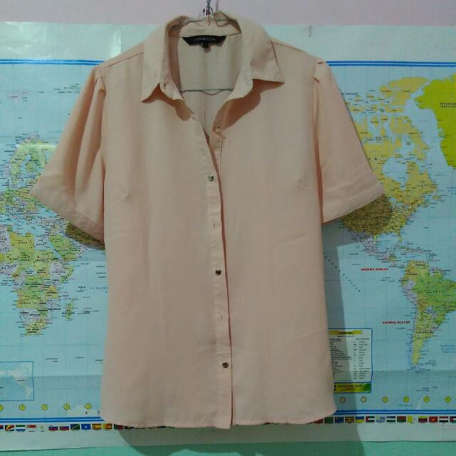 Connexion Peach Shirt