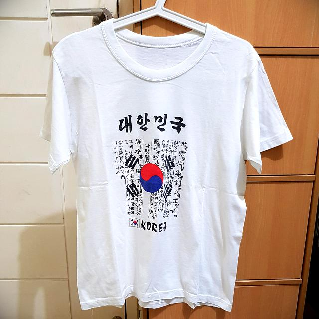 Country Shirt 🇰🇷