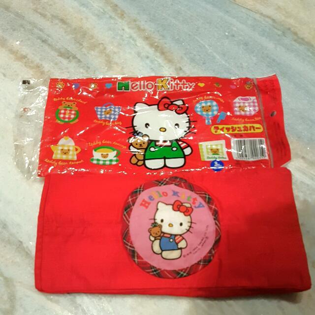 Cover Tissue Kotak Hello Kitty Asli Dari Sanrio Jepang