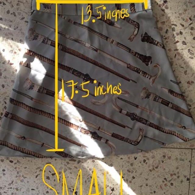 Custom-made Skater Skirt