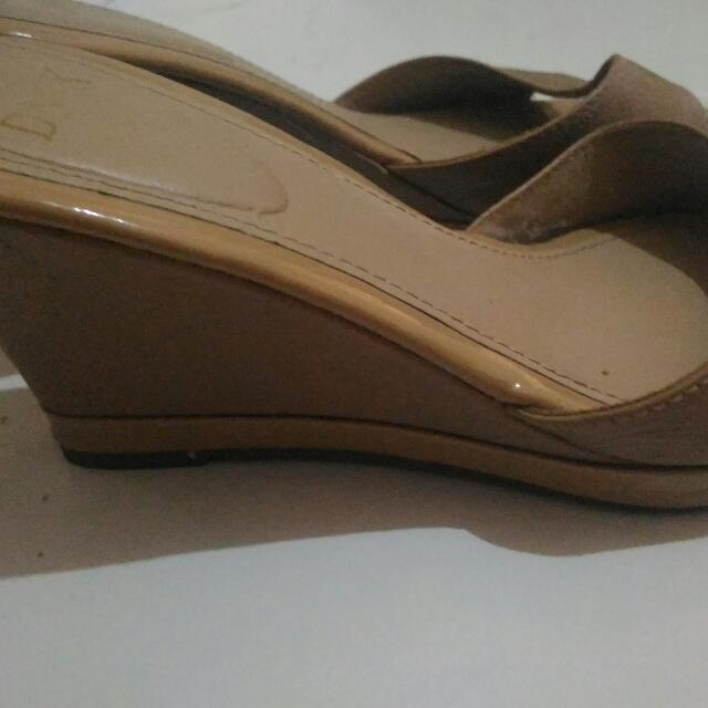 DMK Wedge Sandals