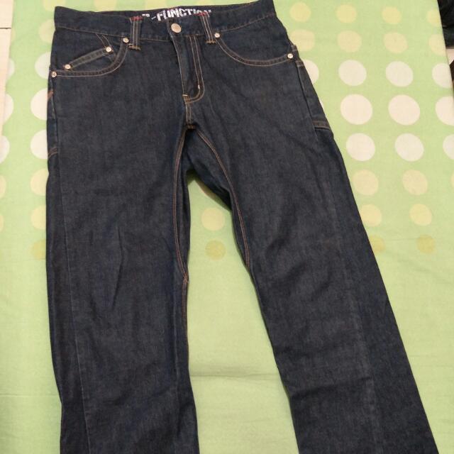 Edwin 34腰牛仔褲