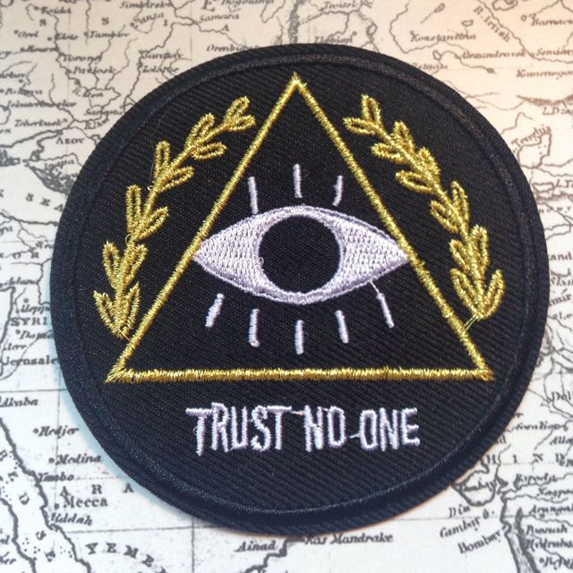 Embroidered Patch