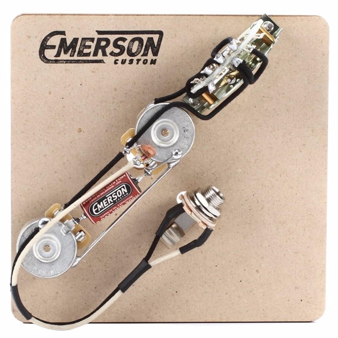 emerson prewired kit 4 way tele, music \u0026 media, music accessoriesphoto photo photo