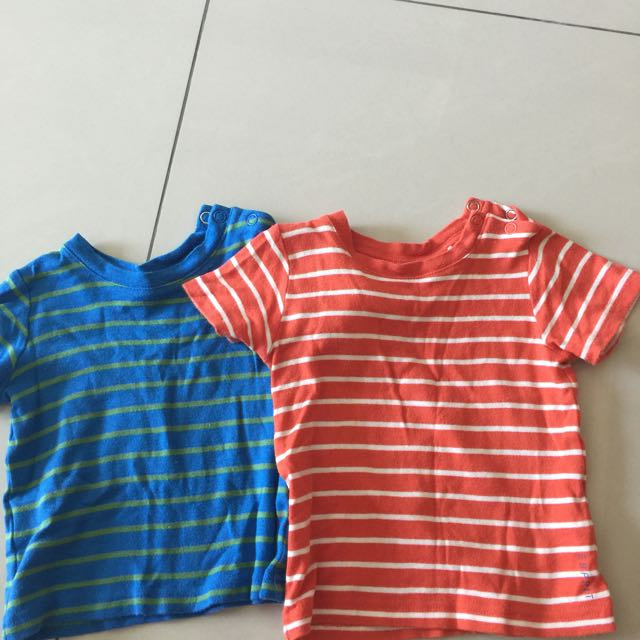 ESPRIT線條短袖T恤