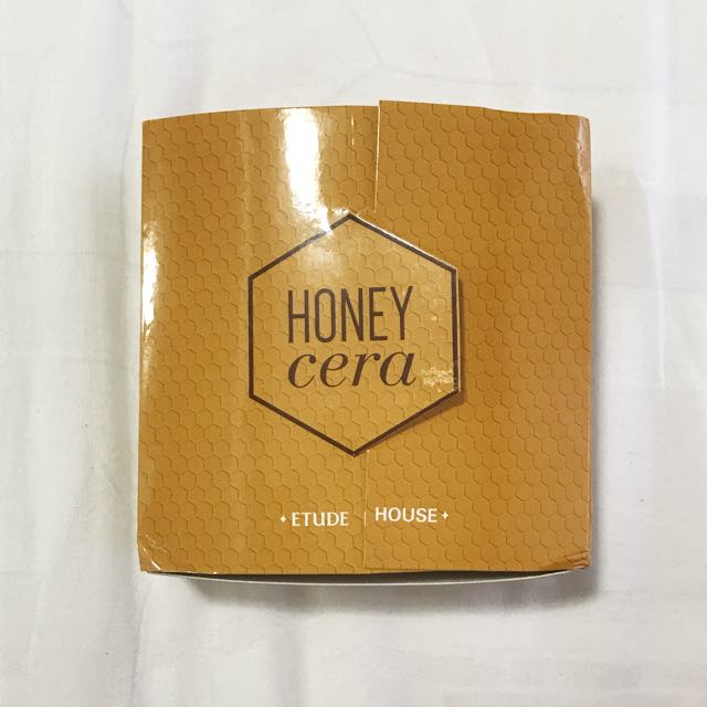 ETUDE Honey Cera Body Set