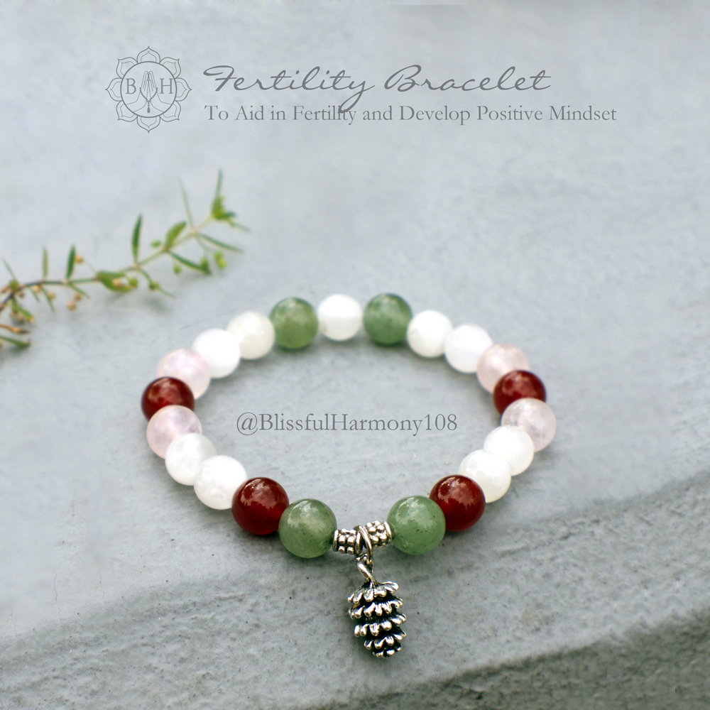 Fertility Bracelet Ivf Positivity Infertility Support Photobucket Photo
