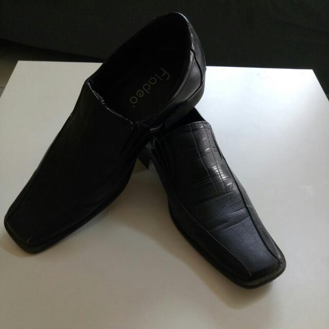 Fladeo Shoes Black