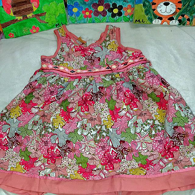 Floral Dress 89php