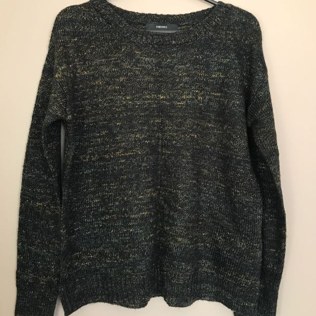 Forever 21 Knitted Top