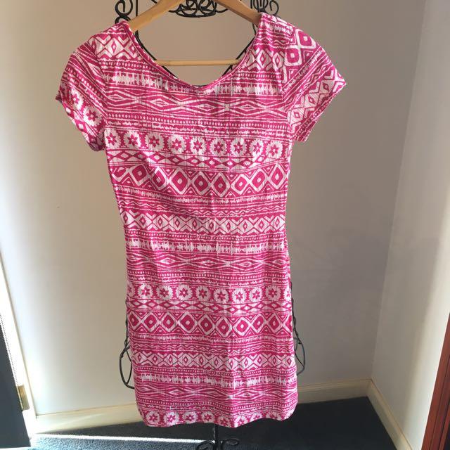Forever 21 Patten Dress