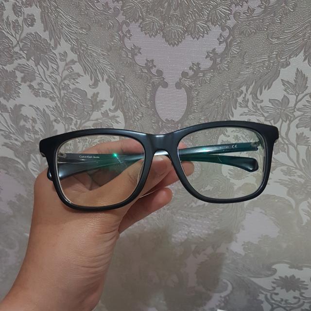 Frame Kacamata Calvin Klein ORIGINAL