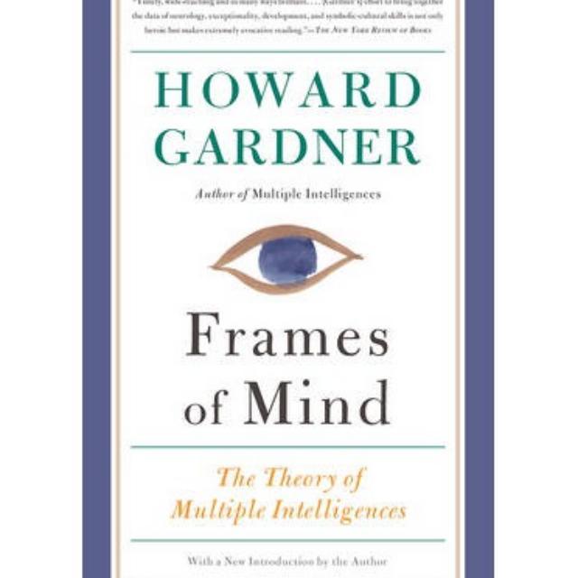 Frames Of Mind By Howard Gardner, Books, Books on Carousell