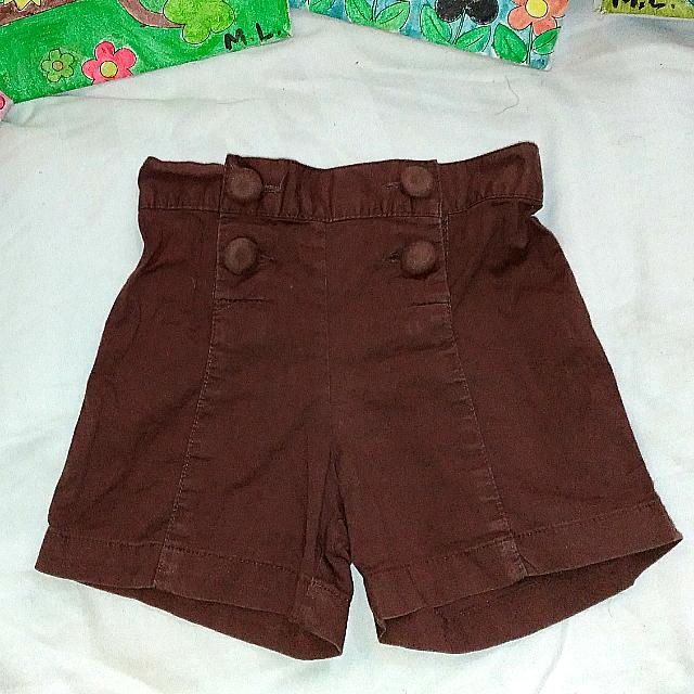Girls Edition High Waisted Shorts 39php