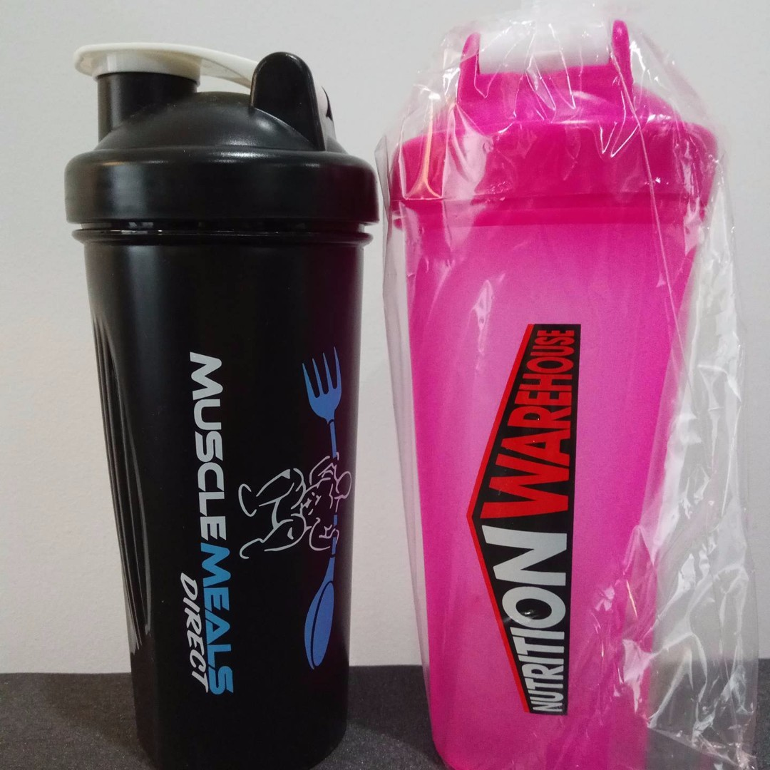 Gym Protein Shake Water Bottle (Brand New) AUD 10 each