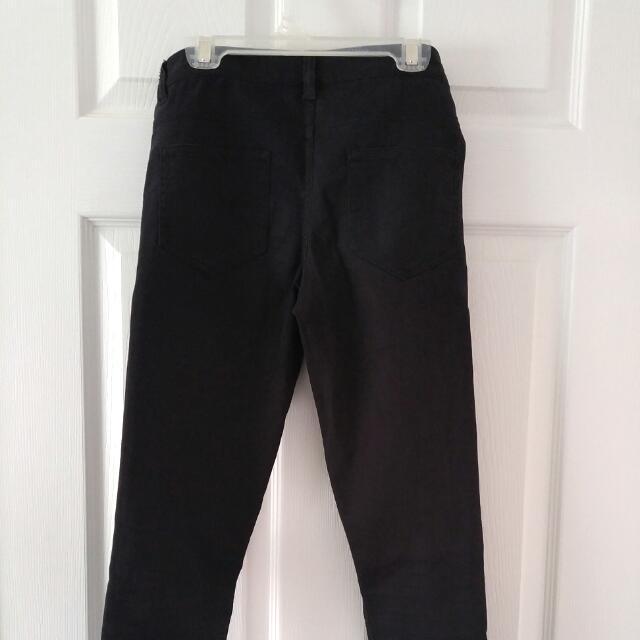 H&M Black Skinny jeans