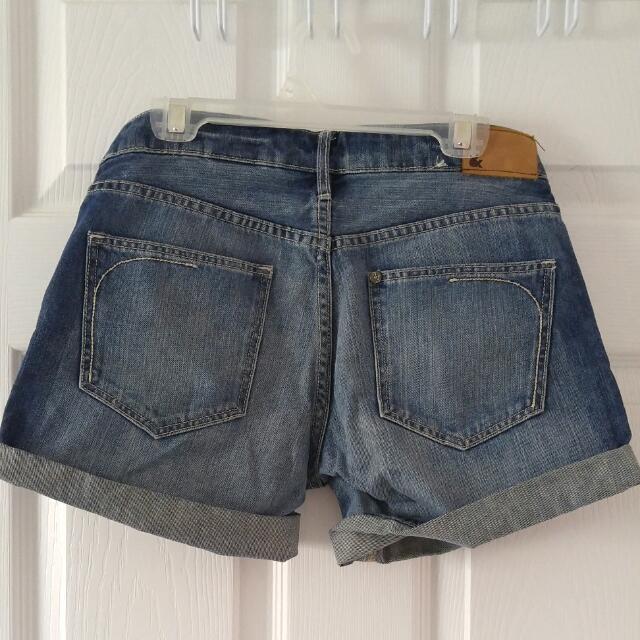 H&M Divided Jean Shorts