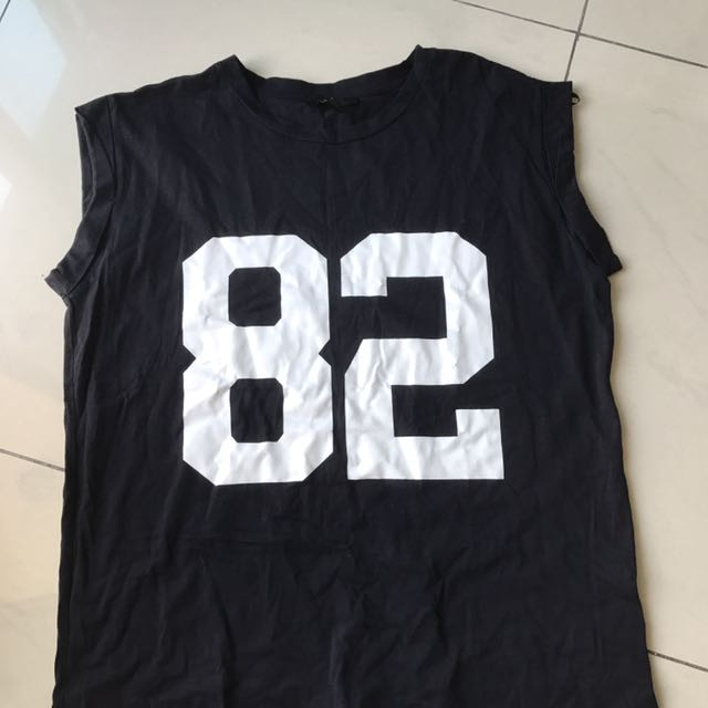 Forever21 Number Tee