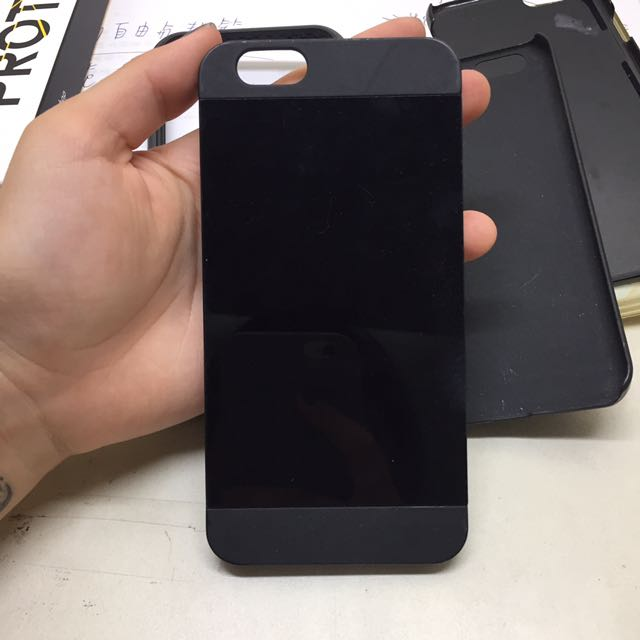 i6素面手機殼