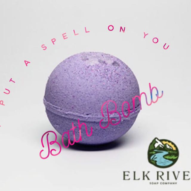 I Put A Spell On You Bath Bomb