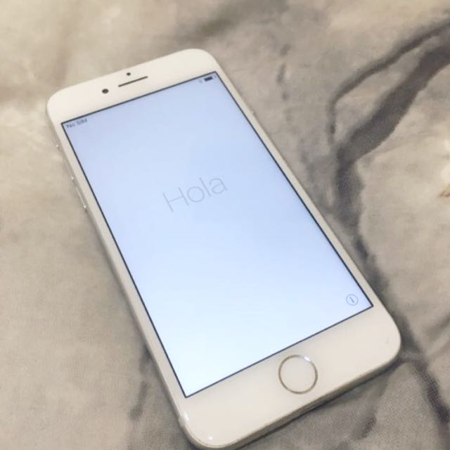 iPhone 6s 64GB Smart Phone White/space Grey