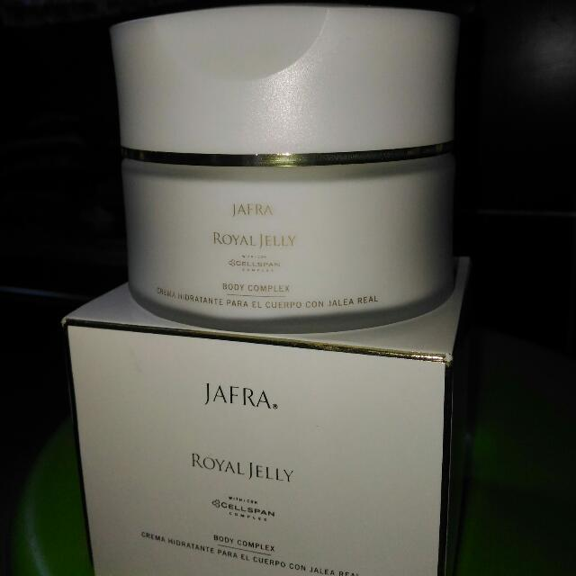 Jafra Royal Jelly Body Complax