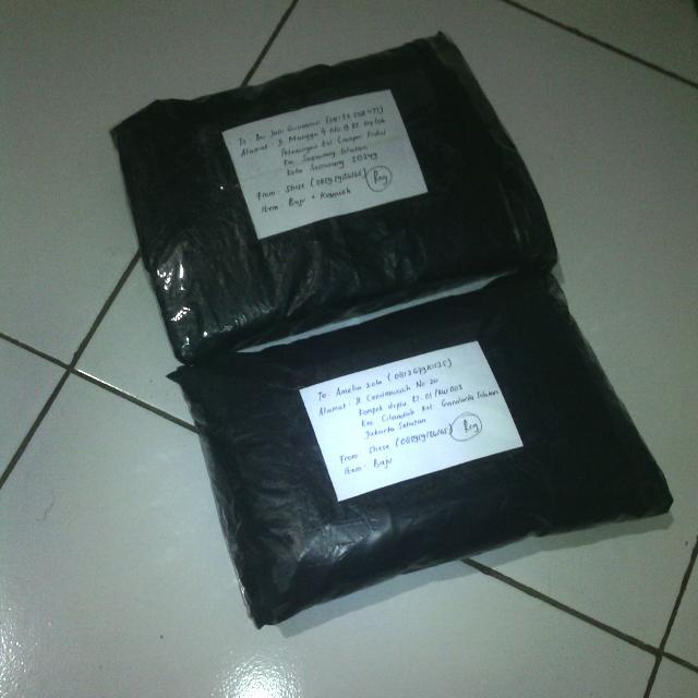 Jam Segini Masih Packing :)