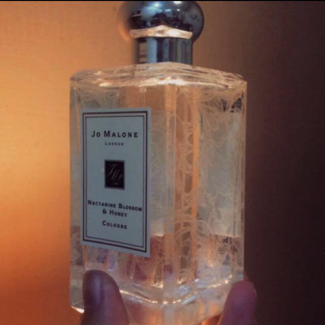 Jo Malone 蕾絲瓶 杏桃花與蜂蜜 100ml